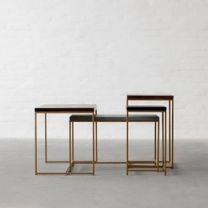 Stockholm Nesting Coffee Table