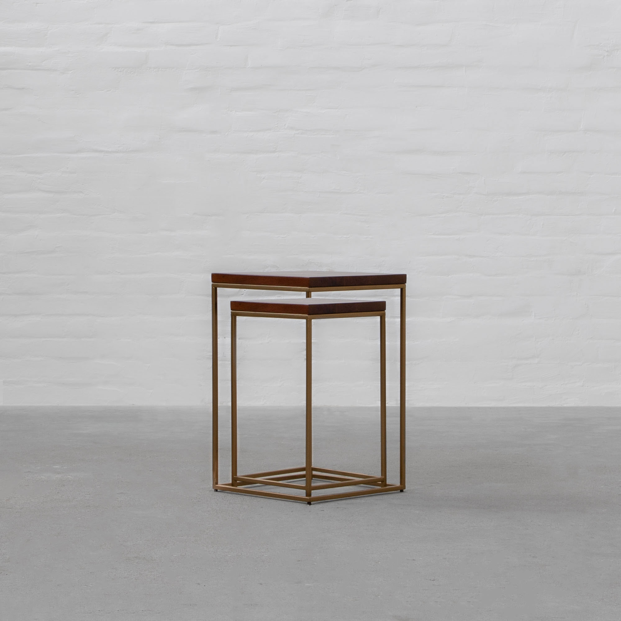 Stockholm Nesting Side Table