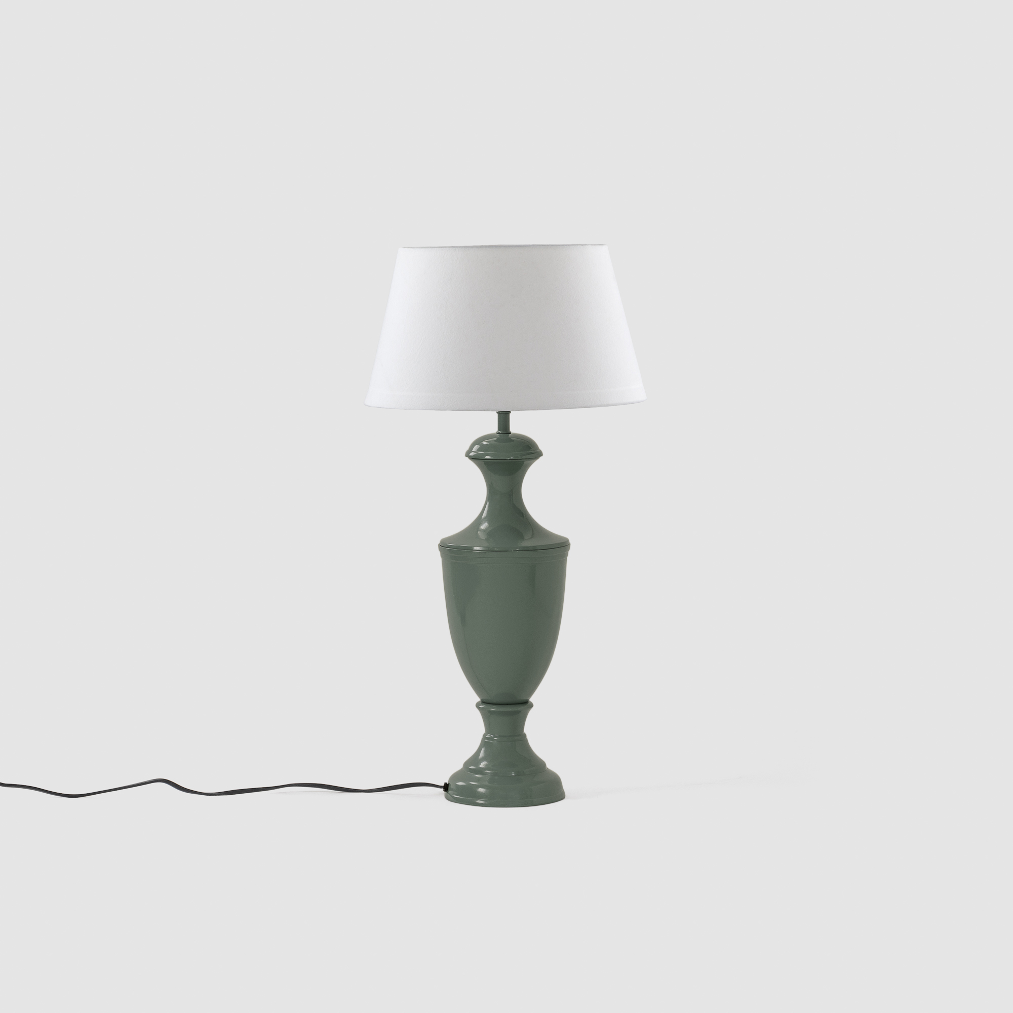 Vienna Chalice Table Lamp Stand - Arctic Sea