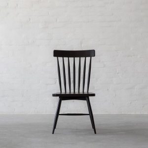 Fan-Back Windsor Wooden Chair