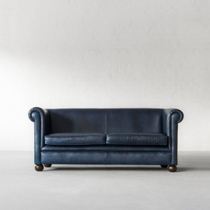 Oxford Chesterfield Leather Sofa Collection