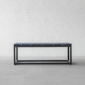 Siena Upholstered Non Tufted Coffee Table