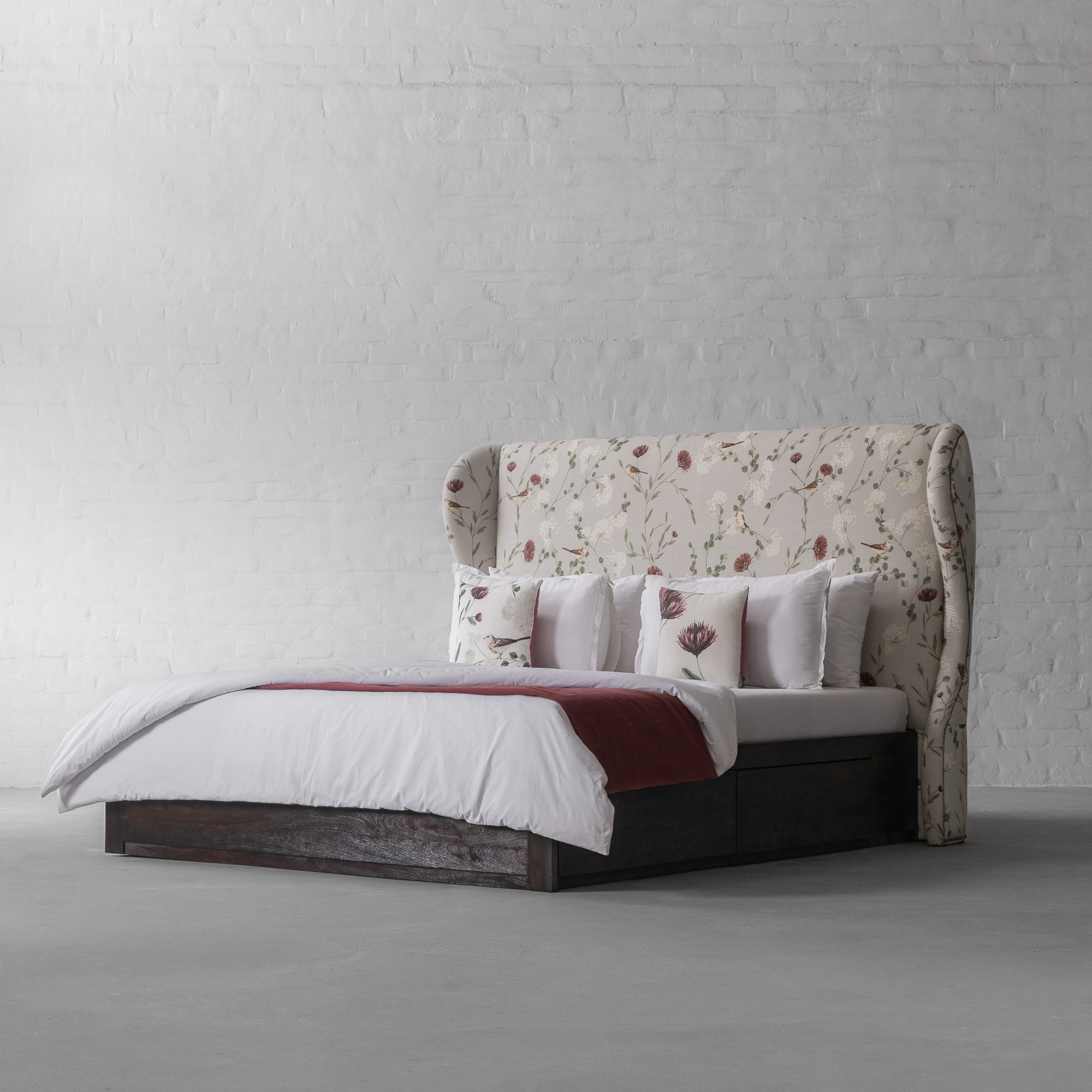 Wingback Bed Collection