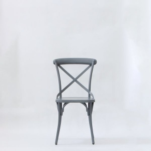 Winston Metal Chair - Grey